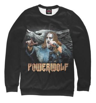 Одежда с принтом Powerwolf - Attila Dorn (363324)