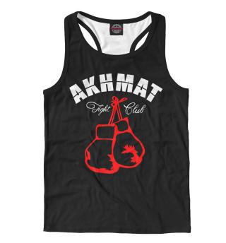 Майка борцовка мужская Akhmat Fight Club (773)