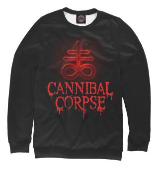 Одежда с принтом Сannibal Сorpse 666