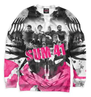 Одежда с принтом Sum 41 (783855)