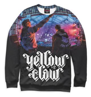 Свитшот  мужской Yellow Claw (5560)