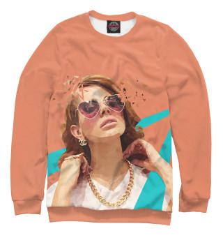 Одежда с принтом Lana Del Rey (576333)