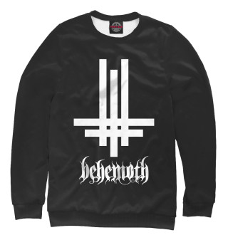 Одежда с принтом Behemoth. Tri Cross (619119)