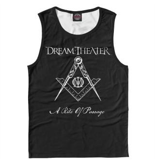 Майка мужская Dream Theater (6269)