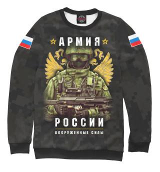 Одежда с принтом Армия России