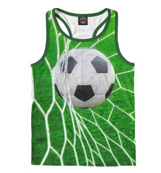 Майка борцовка мужская Футбол (3441)