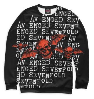 Одежда с принтом Avenged Sevenfold (897551)
