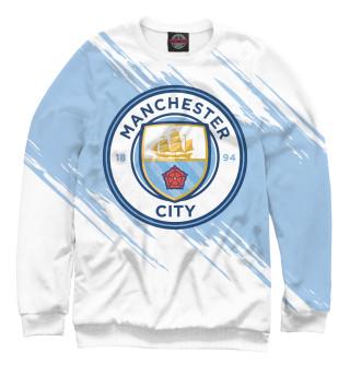 Одежда с принтом Манчестер Сити