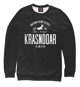 Одежда с принтом Краснодар (988374)