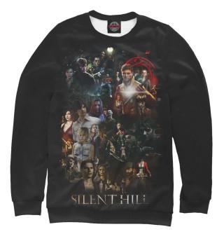 Одежда с принтом Silent Hill (902081)