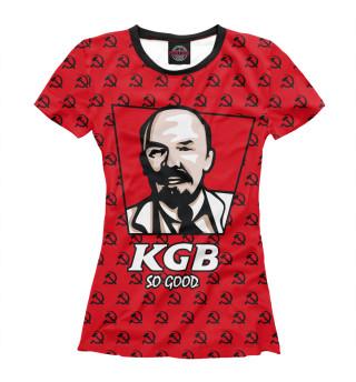 Футболка женская KGB So Good