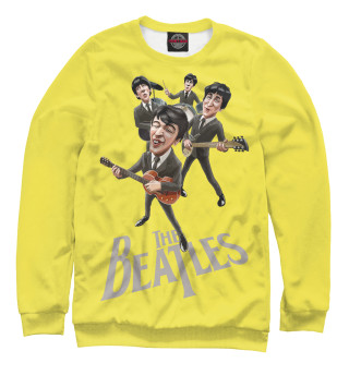 Одежда с принтом The Beatles (306626)