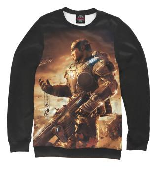 Одежда с принтом Gears of War 2