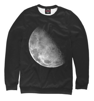 Одежда с принтом Луна