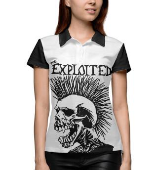 Поло женское The Exploited