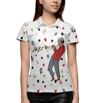 Поло женское Jazz