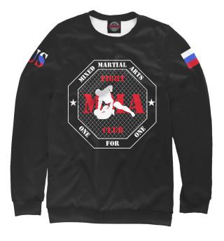 Одежда с принтом MMA  (Mixed Martial Arts)