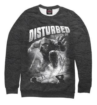 Одежда с принтом Disturbed (163072)