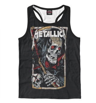 Майка борцовка мужская Metallica (4760)