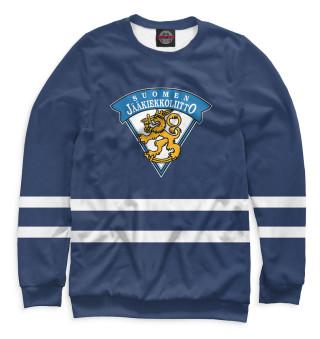 Одежда с принтом Сборная Финляндии (298445)