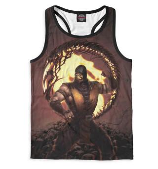 Майка борцовка мужская Scorpion (5882)