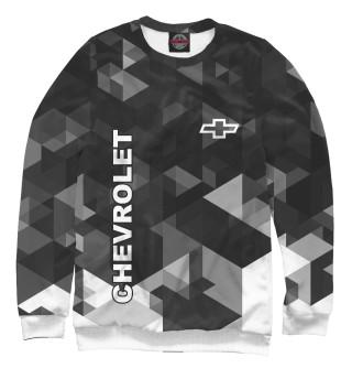 Одежда с принтом CHEVROLET (743828)