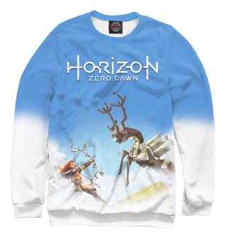 Одежда с принтом Horizon Zero Dawn (317935)