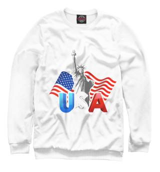 Свитшот  мужской США (3456)