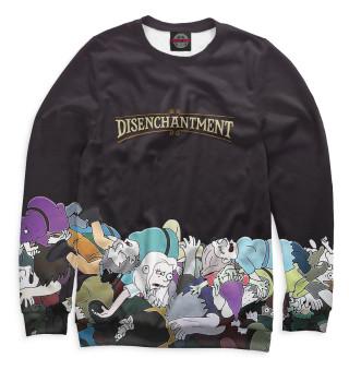 Одежда с принтом Disenchantment (256491)