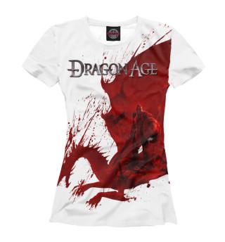 Футболка женская Dragon Age (7761)
