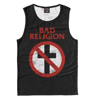 Майка мужская Bad Religion (2365)