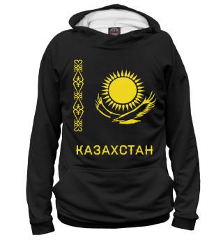 Худи женское Солнечный Казахстан