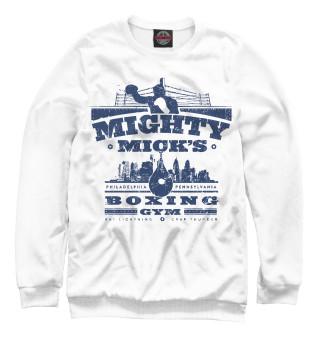 Одежда с принтом Boxing Gym