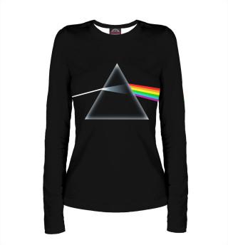 Лонгслив  женский Pink Floyd (4669)