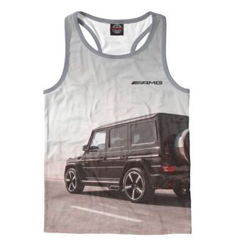 Майка борцовка мужская Mercedes-Benz G-класс