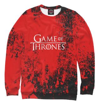 Одежда с принтом Game if thrones