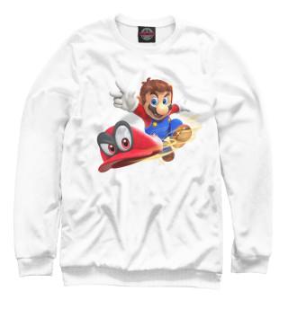Свитшот  женский Super Mario Odyssey (9254)