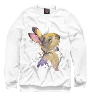 Одежда с принтом Кролик (658043)