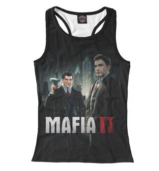 Майка борцовка женская Mafia II (5204)