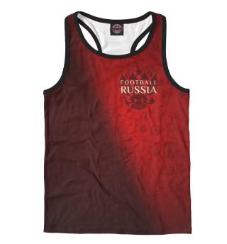 Майка борцовка мужская Football Russia