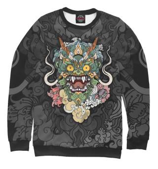 Одежда с принтом Дракон (591645)