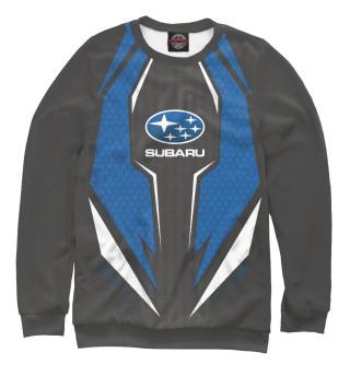 Одежда с принтом Subaru Driver team
