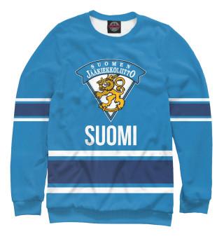 Одежда с принтом Сборная Финляндии (999940)