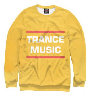 Одежда с принтом Trance music (614478)