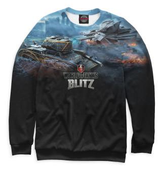 Одежда с принтом World of Tanks Blitz (196663)