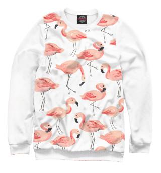 Одежда с принтом Фламинго (627194)