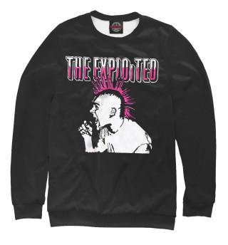 Одежда с принтом Exploited (647384)