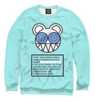 Одежда с принтом Radiohead (774399)