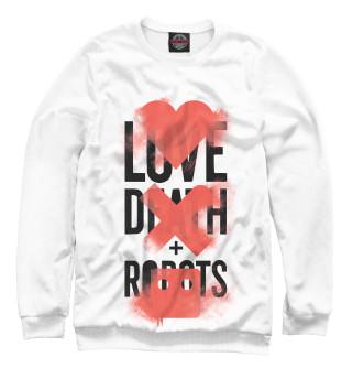 Одежда с принтом Любовь, смерть и роботы (610580)