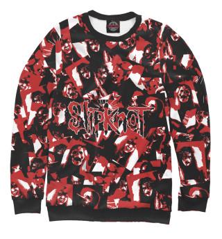 Одежда с принтом SlipKnot камуфляж